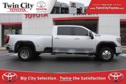 2020 GMC Sierra 3500HD for sale at Twin City Toyota in Herculaneum MO