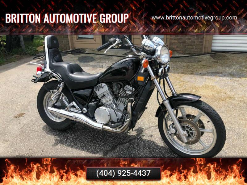 2003 Kawasaki VULCAN VN750 for sale at Britton Automotive Group in Loganville GA