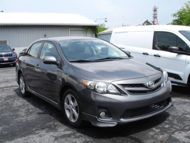 2012 Toyota Corona for sale at Pete's Bridge Street Motors in New Cumberland PA
