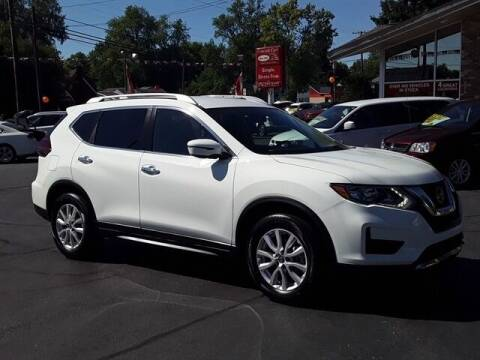 2020 Nissan Rogue for sale at Cj king of car loans/JJ's Best Auto Sales in Troy MI