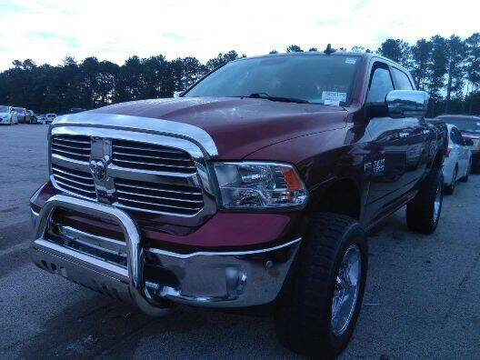 2016 RAM Ram Pickup 1500 for sale at Adams Auto Group Inc. in Charlotte NC
