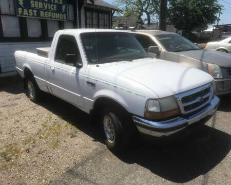 1998 Ford Ranger for sale at Robbie Davis Motorsports in Monroe LA