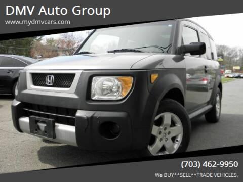 2005 Honda Element for sale at DMV Auto Group in Falls Church VA