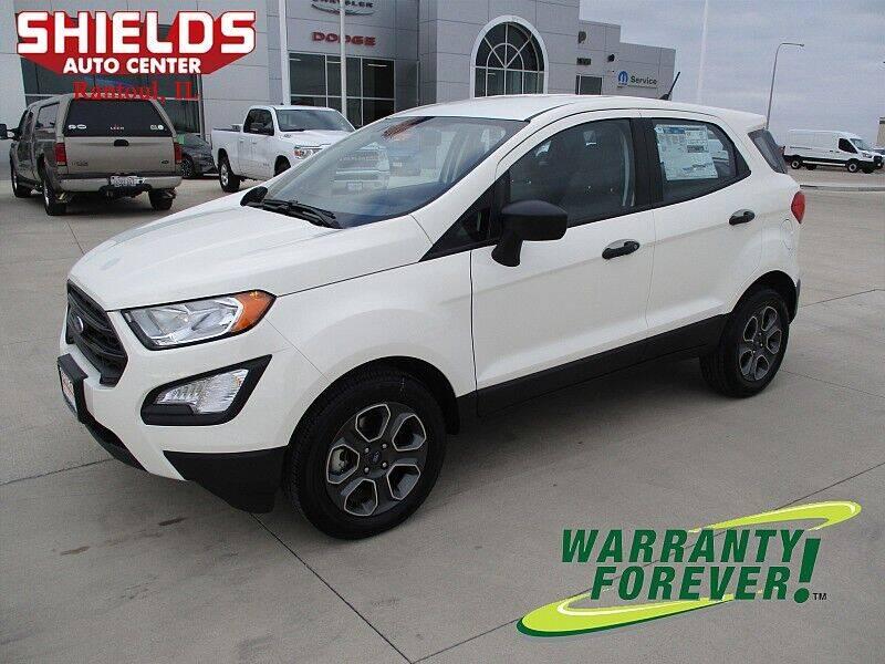 2021 Ford EcoSport for sale in Rantoul, IL
