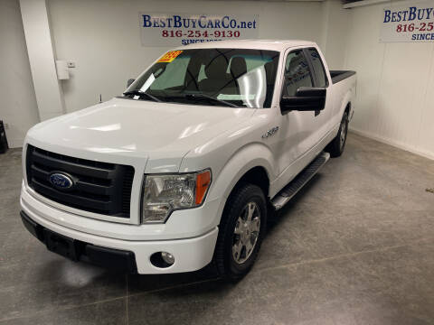 2010 Ford F-150 for sale at Best Buy Car Co in Independence MO