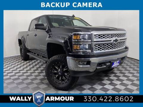 2015 Chevrolet Silverado 1500 for sale at Wally Armour Chrysler Dodge Jeep Ram in Alliance OH