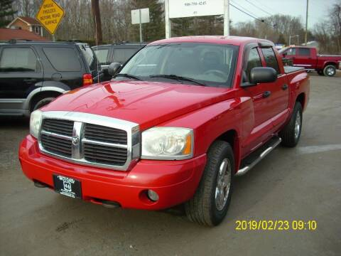 2005 Dodge Dakota for sale at Motors 46 in Belvidere NJ