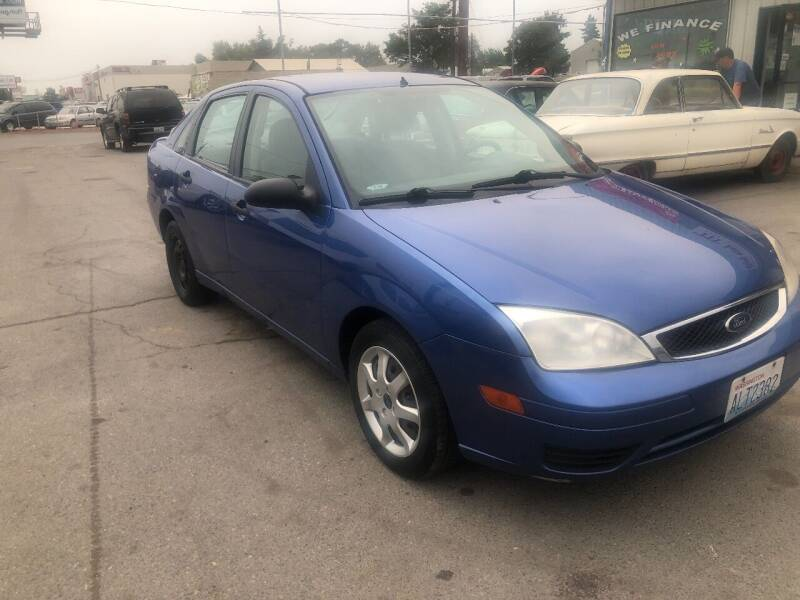 2005 Ford Focus for sale at TTT Auto Sales in Spokane WA