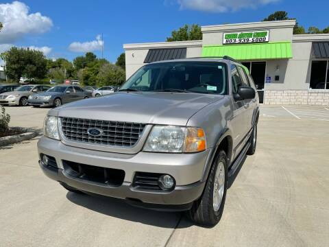 2005 Ford Explorer for sale at Cross Motor Group in Rock Hill SC