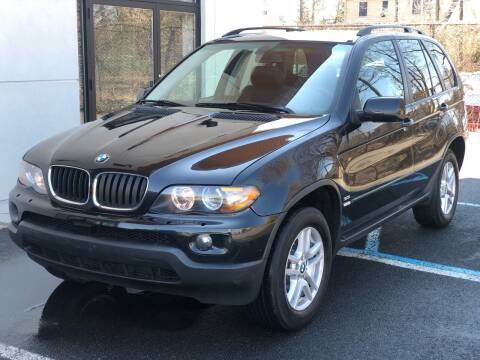2005 BMW X5 for sale at MAGIC AUTO SALES in Little Ferry NJ