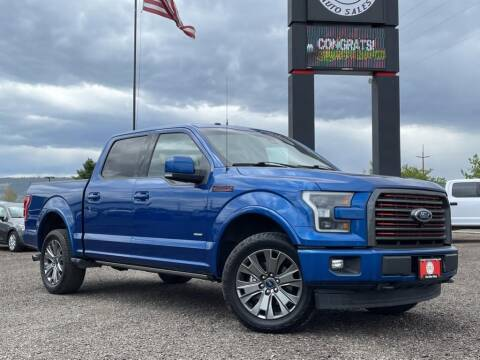 2017 Ford F-150 for sale at The Other Guys Auto Sales in Island City OR