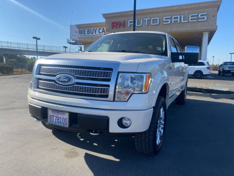 2009 Ford F-150 for sale at RN Auto Sales Inc in Sacramento CA