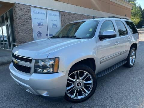 2013 Chevrolet Tahoe for sale at Gwinnett Luxury Motors in Buford GA