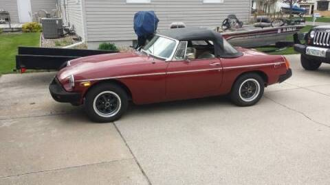 1979 MG MGB for sale at Haggle Me Classics in Hobart IN