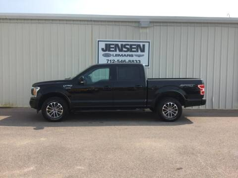 2019 Ford F-150 for sale at Jensen's Dealerships in Sioux City IA