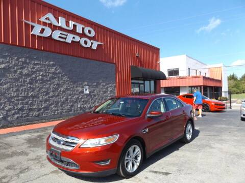 2015 Ford Taurus for sale at Auto Depot - Smyrna in Smyrna TN