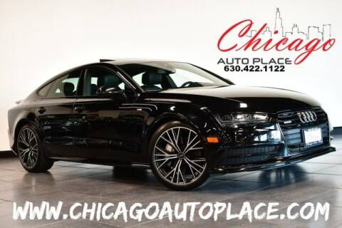 2016 Audi A7 for sale at Chicago Auto Place in Bensenville IL