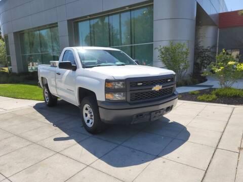 2015 Chevrolet Silverado 1500 for sale at Top Motors in San Jose CA