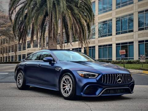 2020 Mercedes-Benz AMG GT for sale at FALCON AUTO BROKERS LLC in Orlando FL