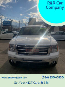 2012 GMC Sierra 1500 for sale at R&R Car Company in Mount Clemens MI