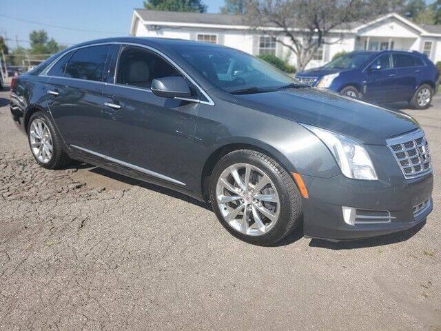 2013 Cadillac XTS for sale at Paramount Motors in Taylor MI