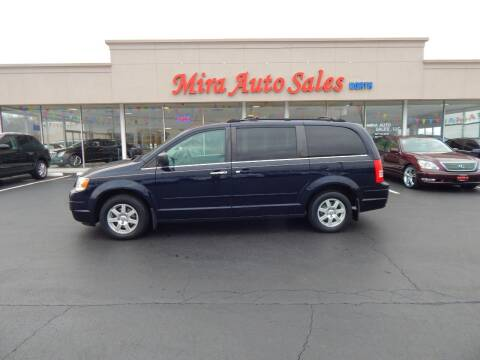 2010 Chrysler Town and Country for sale at Mira Auto Sales in Dayton OH