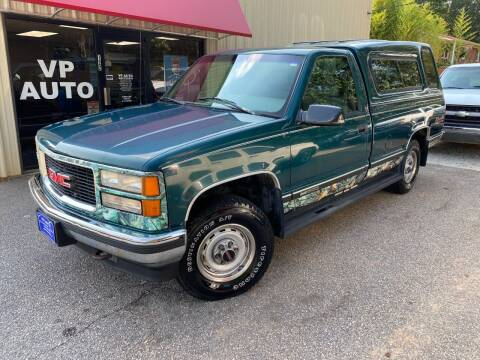 1996 GMC Sierra 1500 for sale at VP Auto in Greenville SC
