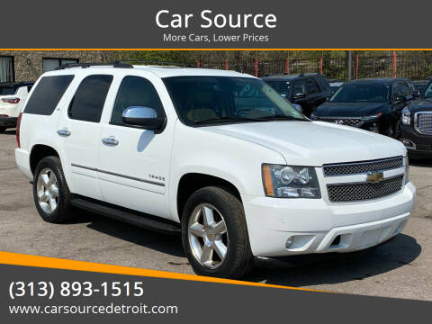 2010 Chevrolet Tahoe for sale at Car Source in Detroit MI