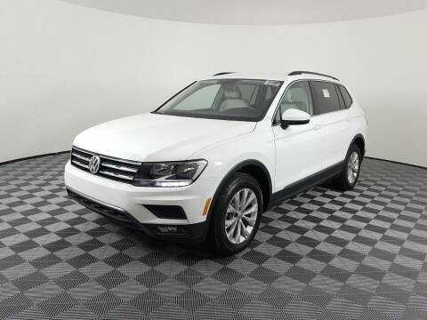 2018 Volkswagen Tiguan for sale at A.I. Monroe Auto Sales in Bountiful UT