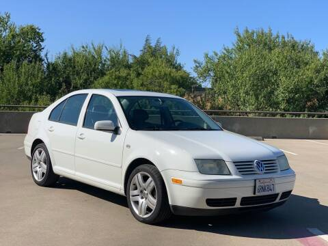 2002 Volkswagen Jetta for sale at AutoAffari LLC in Sacramento CA