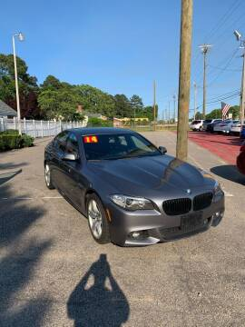 2014 BMW 5 Series for sale at World Wide Auto in Fayetteville NC