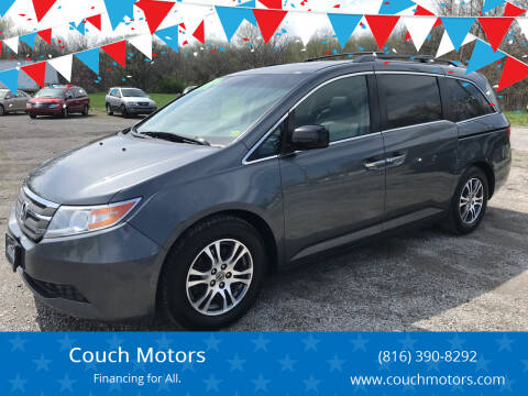 2013 Honda Odyssey for sale at Couch Motors in Saint Joseph MO