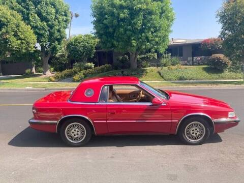 1989 Chrysler TC for sale at Del Mar Auto LLC in Los Angeles CA