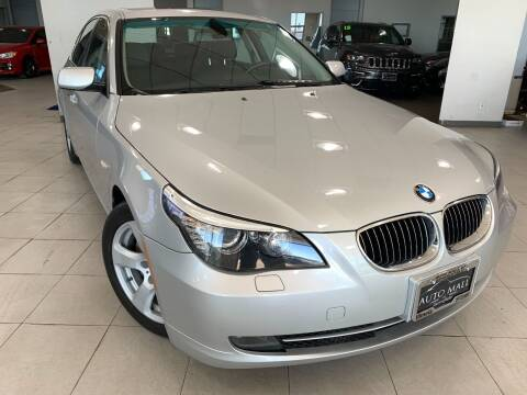 2008 BMW 5 Series for sale at Auto Mall of Springfield in Springfield IL