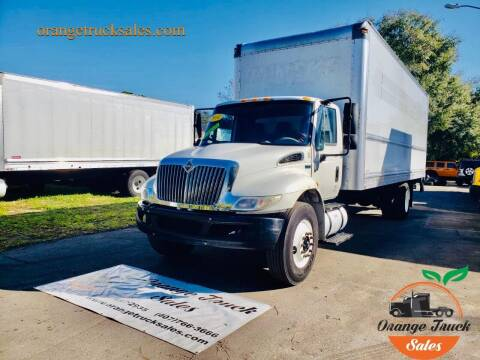 2014 International DuraStar 4300 for sale at Orange Truck Sales in Orlando FL