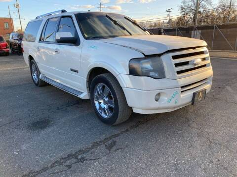 2008 Ford Expedition EL for sale at ASAP Car Parts in Charlotte NC
