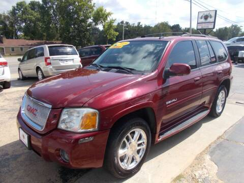 2009 GMC Envoy for sale at High Country Motors in Mountain Home AR