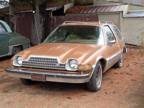 1978 AMC Pacer for sale in Cadillac, MI