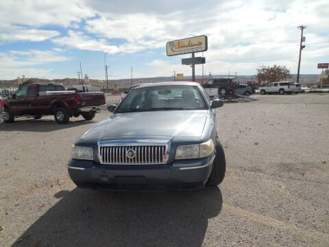 2010 Mercury Grand Marquis for sale at Sundance Motors in Gallup NM