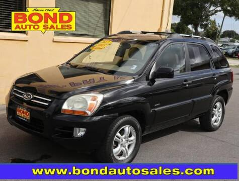 2005 Kia Sportage for sale at Bond Auto Sales in St Petersburg FL