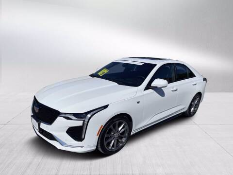 2020 Cadillac CT4 for sale at Fitzgerald Cadillac & Chevrolet in Frederick MD