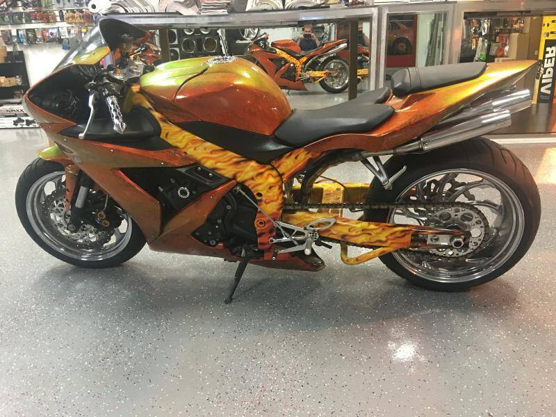 2005 Yamaha YZF-R1 for sale in Rockville, MD