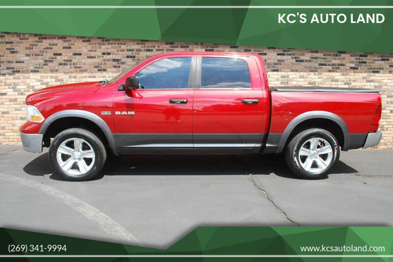 2009 Dodge Ram Pickup 1500 for sale at KC'S Auto Land in Kalamazoo MI