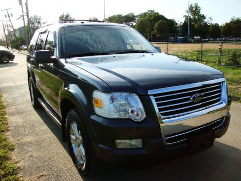 2010 Ford Explorer for sale at Discount Auto Sales in Passaic NJ