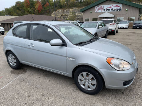 2010 Hyundai Accent for sale at Gilly's Auto Sales in Rochester MN