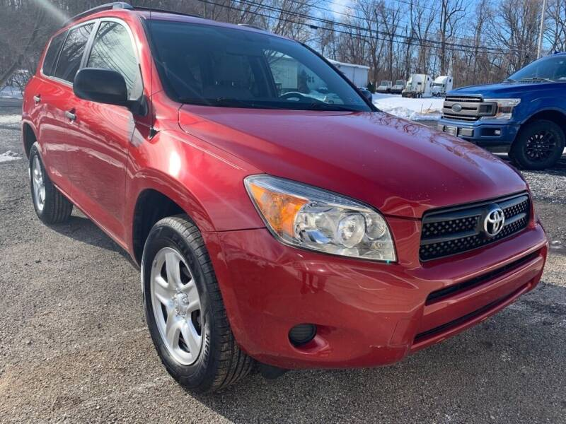 2007 Toyota RAV4 for sale at Old Trail Auto Sales in Etters PA