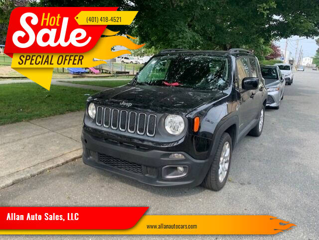 2015 Jeep Renegade for sale at Allan Auto Sales, LLC in Fall River MA