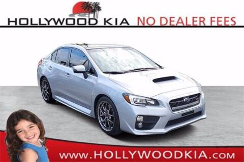 2017 Subaru WRX for sale at JumboAutoGroup.com in Hollywood FL