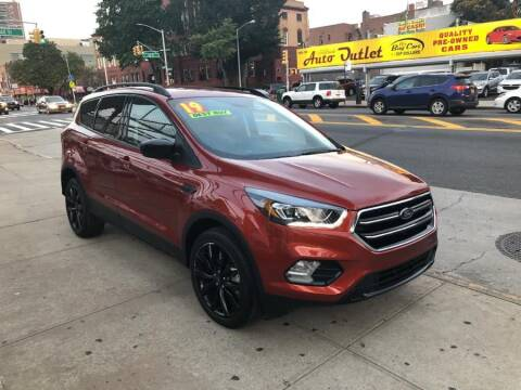2019 Ford Escape for sale at Sylhet Motors in Jamacia NY