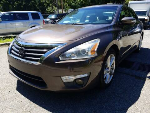 2015 Nissan Altima for sale at AMA Auto Sales LLC in Ringwood NJ
